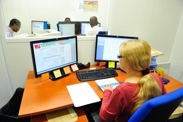 Analyse des données comptables - chef d'équipe